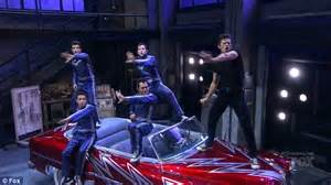 Greased Lightning Car Grease Live Grease Live Fans Heap Praise On The Despite Audio