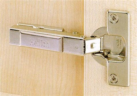 Hettich Buffer On Door Hinge Cup Bufer Intermat 9046822 073915 clip on 95 degree concealed hinge for 32mm profile