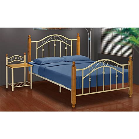 4 6 Bed Frame Virginia Metal Bed Frame 4 6 Quot 4 6 Quot Metal Beds Beds