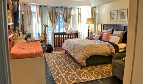 Nursery In Bedroom by How To Combine Master Bedroom And Nursery Random