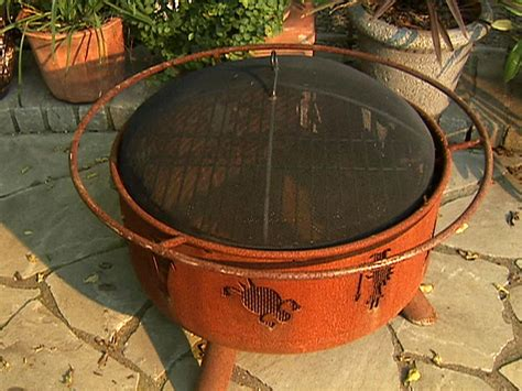 Outdoor Fire Pits And Fire Pit Safety Hgtv Firepit Safety