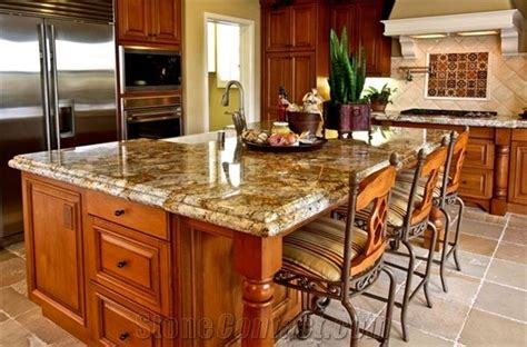 kitchen islands with granite tops golden buzios granite kitchen island top golden buzios yellow granite kitchen island top from