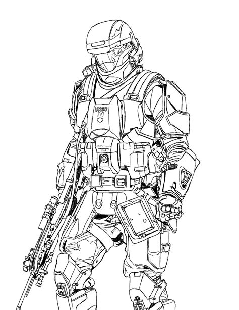 halo coloring pages pin halo 3 coloring pages kentbaby on