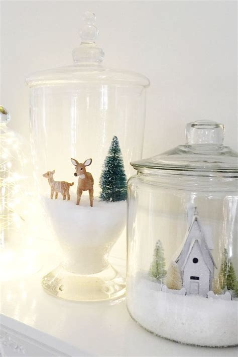 17 pinspired diy christmas decorations to bring home the 17 best ideas about christmas jars on pinterest mason