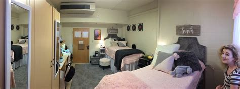 mchenry hall dorm room middle tennessee state university