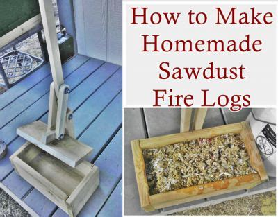 How To Make Paper From Sawdust - 59 best paper brick maker images on heat logs