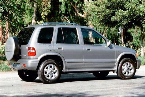 Kia Sportage 2001 Review 2001 Kia Sportage Overview Cars