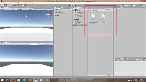 unity ongui tutorial tutorial criando um simples multiplayer unity 5