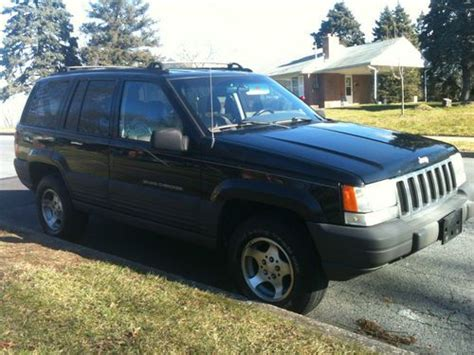 96 Jeep Grand Wobble Buy Used 96 Jeep Grand Laredo Just Pa Inspected