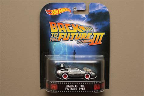 Hotwheels B Machine wheels 2015 retro entertainment delorean time machine 1955 back to the future part iii