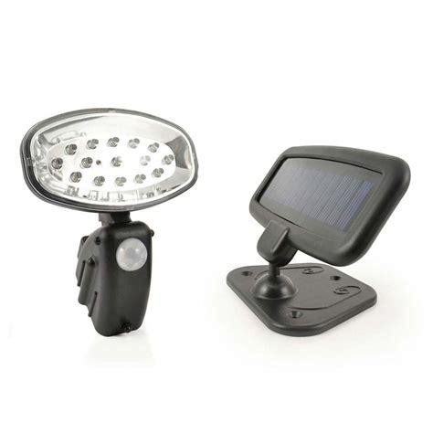 Solar Light Pir Evo15 Solar Pir Utility Light