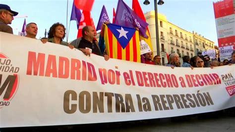 espaa contra catalua sanciones contra ir 225 n espa 241 a vs catalu 241 a elecciones argentinas hispantv
