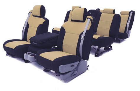 neosupreme seat covers vs neoprene coverking wetsuit neosupreme neoprene seat cover colors