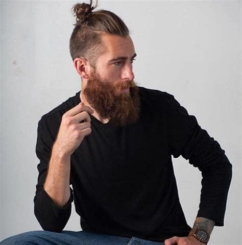 how to grow a topknot top knot men 10 stylish ways to rock the male top knot trend