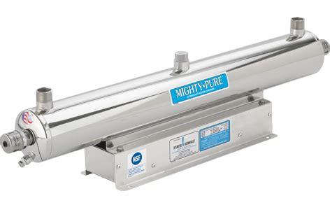 mighty pure uv water purifiers ultravioletcom