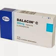 Salep Klindamisin dosis obat dalacin c clindamycin klindamisin daftar