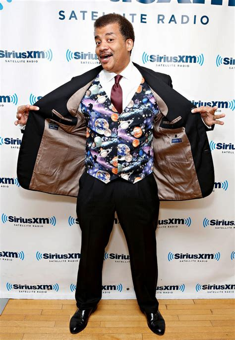 Guess Who Eats The Least During Fashion Week by But Guess What Neil Degrasse Tyson Wore To Fashion Week