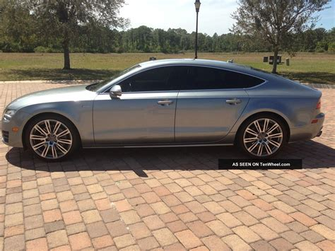 2012 Audi A7 Supercharged by 2012 Audi A7 Supercharged
