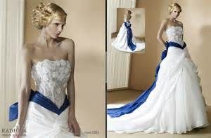 wedding dresses with color accents radiosa 2012 wedding dresses color accents the wedding