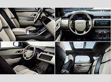 Range Rover Velar: tutte le foto degli interni - Foto ... Range Rover Velar