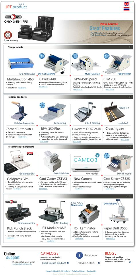 trading products binding machine business card cutter laminator paper
