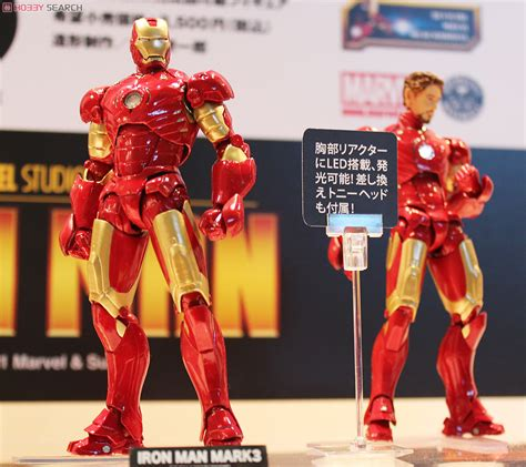 Iron Iii Sci Fi Revoltech No 036 Kw sci fi revoltech series no 036 iron 3 other picture6
