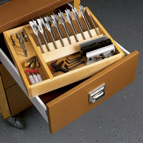 Workshop Drawers by Workshop Drawer Organizer Woodworking Plan From Wood Magazine