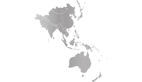 Asia Pacific Region Map Outline by Asia Pacific Map Outline Pictures To Pin On Pinsdaddy