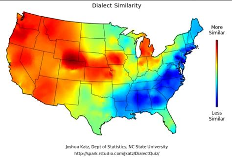 map us dialects regional dialect maps accent on communication