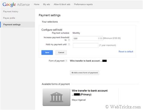 adsense wire transfer google adsense publishers in india can now receive