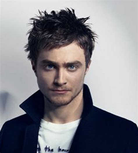 harry potter hair cuts harry potter main character daniel radcliffe photos with