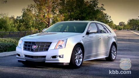 2011 cadillac cts sport wagon review kelley blue book youtube