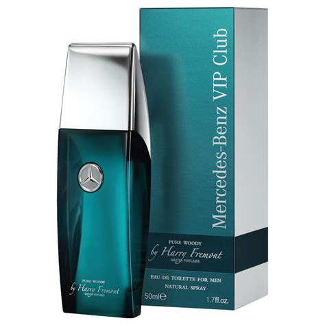 Parfum Mercedes woody by harry fremont mercedes cologne a new