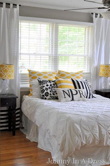 white yellow and grey bedroom 153 best bedroom decorating ideas images on pinterest