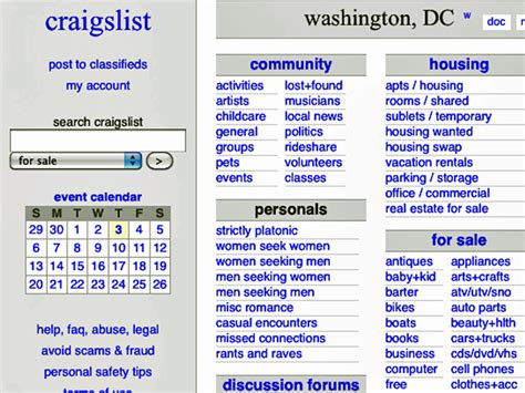 craigslist ta rooms for rent congress for rent on craigslist business insider
