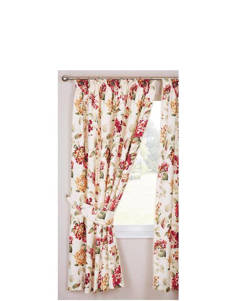 chintz curtains carnaby cotton panama chintz curtains chums