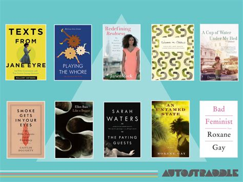 ten books top 10 and feminist books of 2014 autostraddle