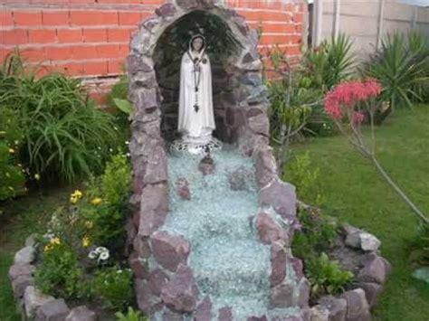imagenes religiosas en cemento construcci 243 n gruta quot rosa m 237 stica quot youtube