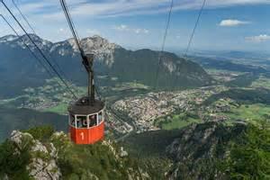 almhütte berchtesgaden bergpanorama des predigtstuhl bad reichenhall