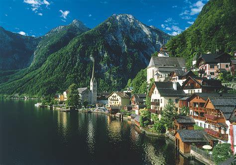 in austria hallstatt austria