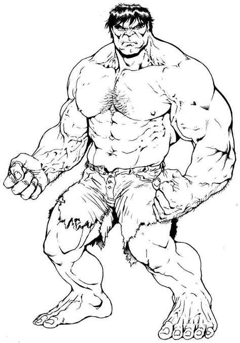 coloring page incredible hulk hulk coloring pages bestofcoloring com