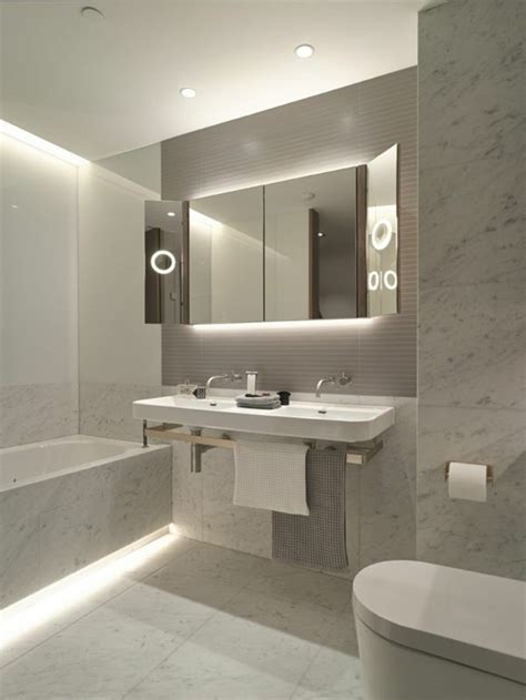 badezimmer vanity light ideas led light bar 30 ideas as you led interior design