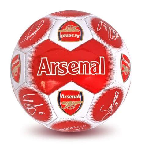 Arsenal Signature 6 arsenal fc pallone da calcio signature