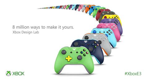 design lab ps4 controller create your own unique controller with xbox design lab vg247