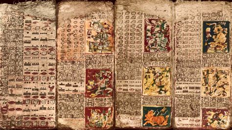 the tattoo history source book pdf dresden codex venus table reveals ancient mayans made