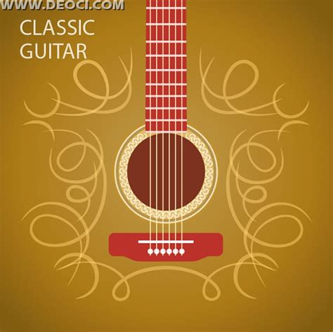guitar pattern library download vector background guitar ai file download deoci com