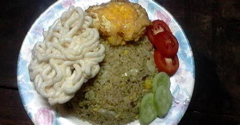 resep nasi goreng padang rumahan  enak