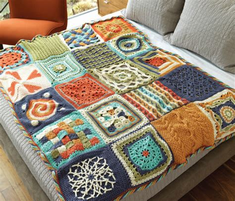quilt pattern crochet afghan 200 free crochet patterns and techniques afghans and