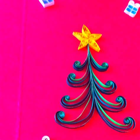 17 best images about quilled christmas trees on pinterest