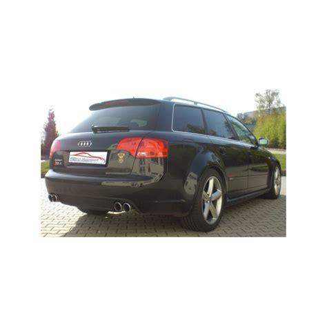 Audi Rs4 B7 Technische Daten by Friedrich Auspuffanlage Audi Rs4 B7 4 2 Fsi